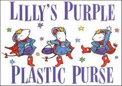 Lily's Purple plastic